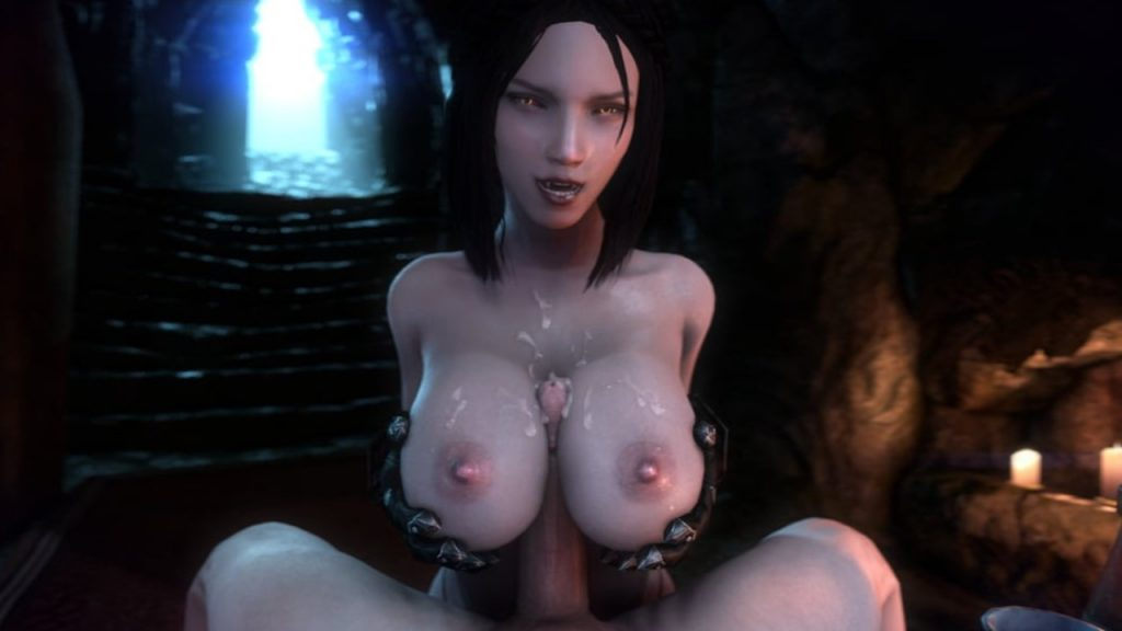 lydia skyrim porn