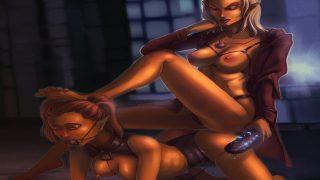 elenwen skyrim porn elenwen lesbian porn
